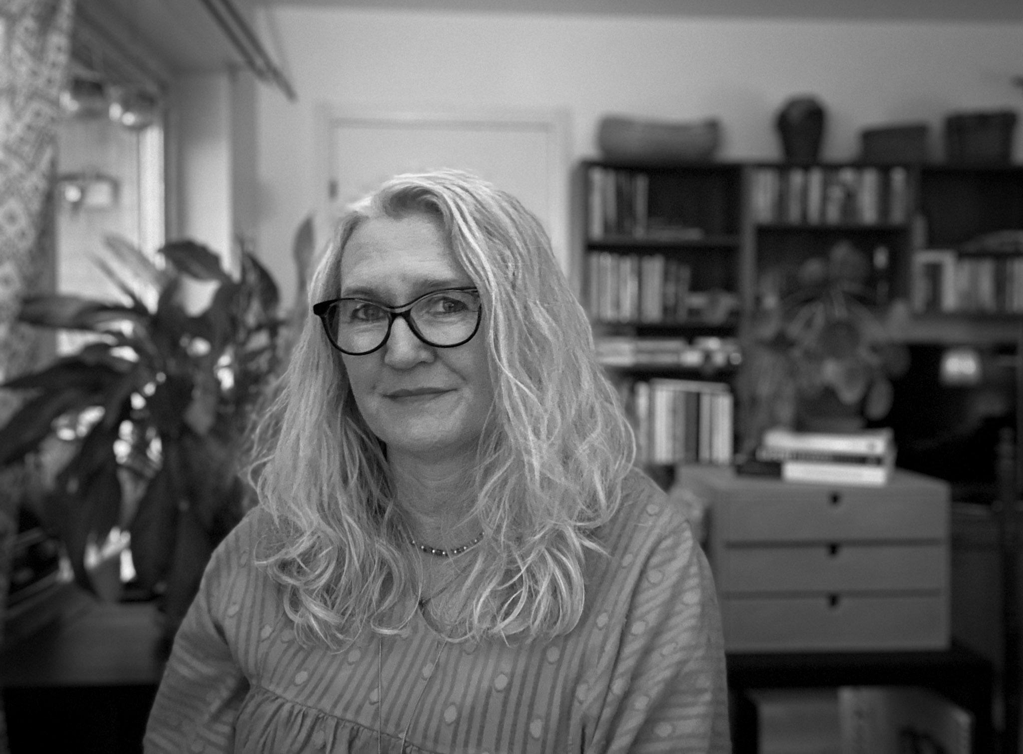 Karin porträtt